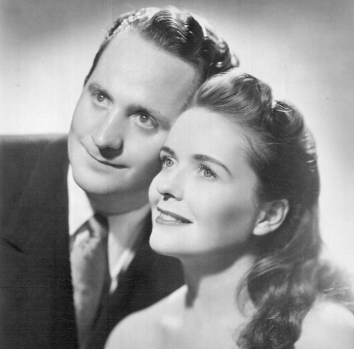 Les Paul and Mary Ford photo