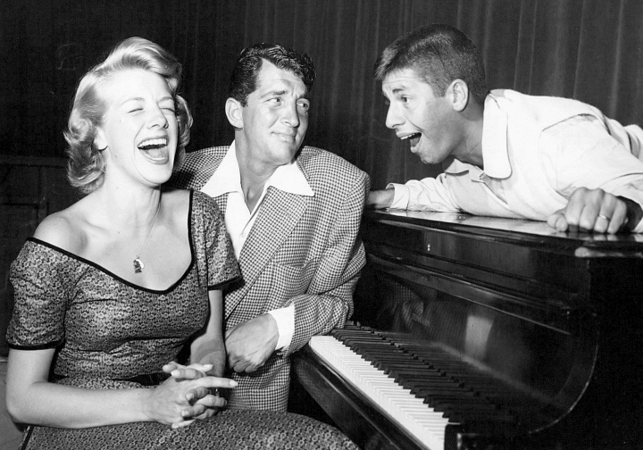 Rosemary Clooney, Dean Martin, Jerry Lewis - Clooney despised novelty songs, Dean thrived on them