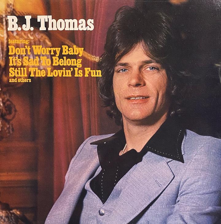 Vocalist Extraordinaire:  B.J. Thomas